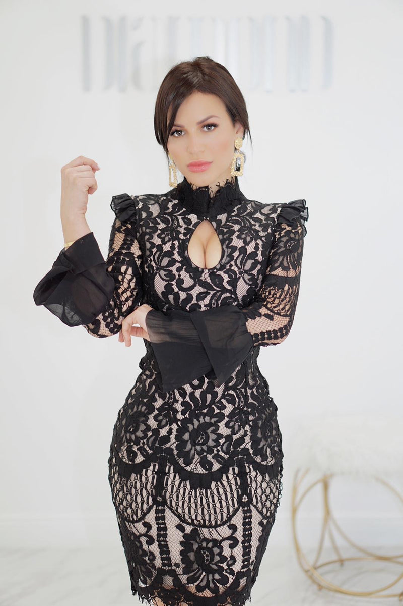 Charly glam dress