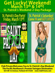 St. Patrick's Day Weekend @ Club Privata