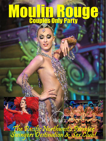 Moulin Rouge (Couples Only Saturday)