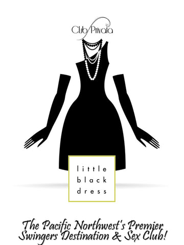 LBD - Little Black Dress Party - Couples Ticket