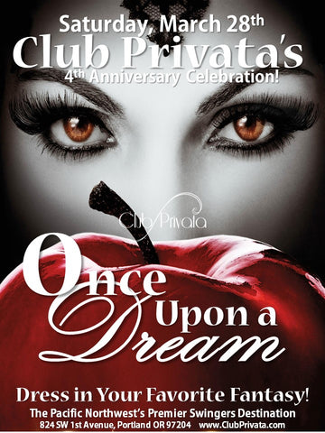 4th Anniversary Ball Once Upon a Dream