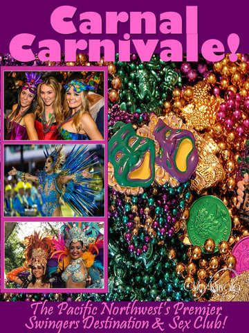 Carnal Carnivale Mardi Gras Party!  Online tickets sold out!!  Limited tickets available at the door!!