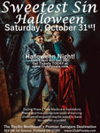 Sweetest Sin Halloween Party - Couples Ticket