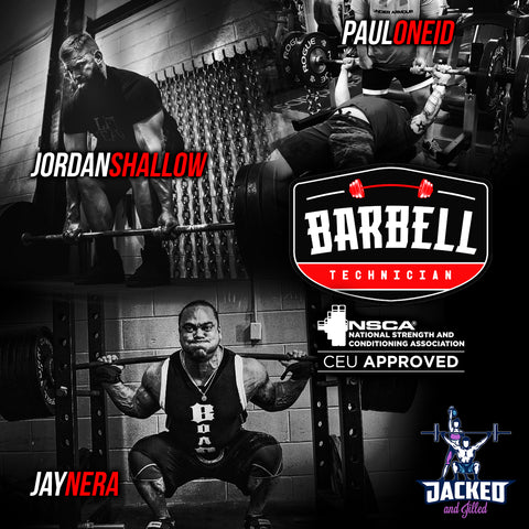 Barbell Technician Level One - Portland, Maine