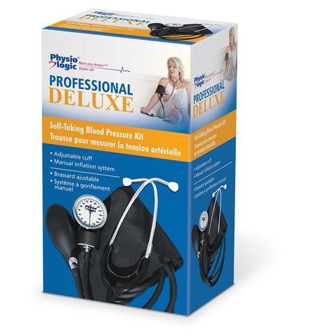 Deluxe Self-Taking Blood Pressure Kit