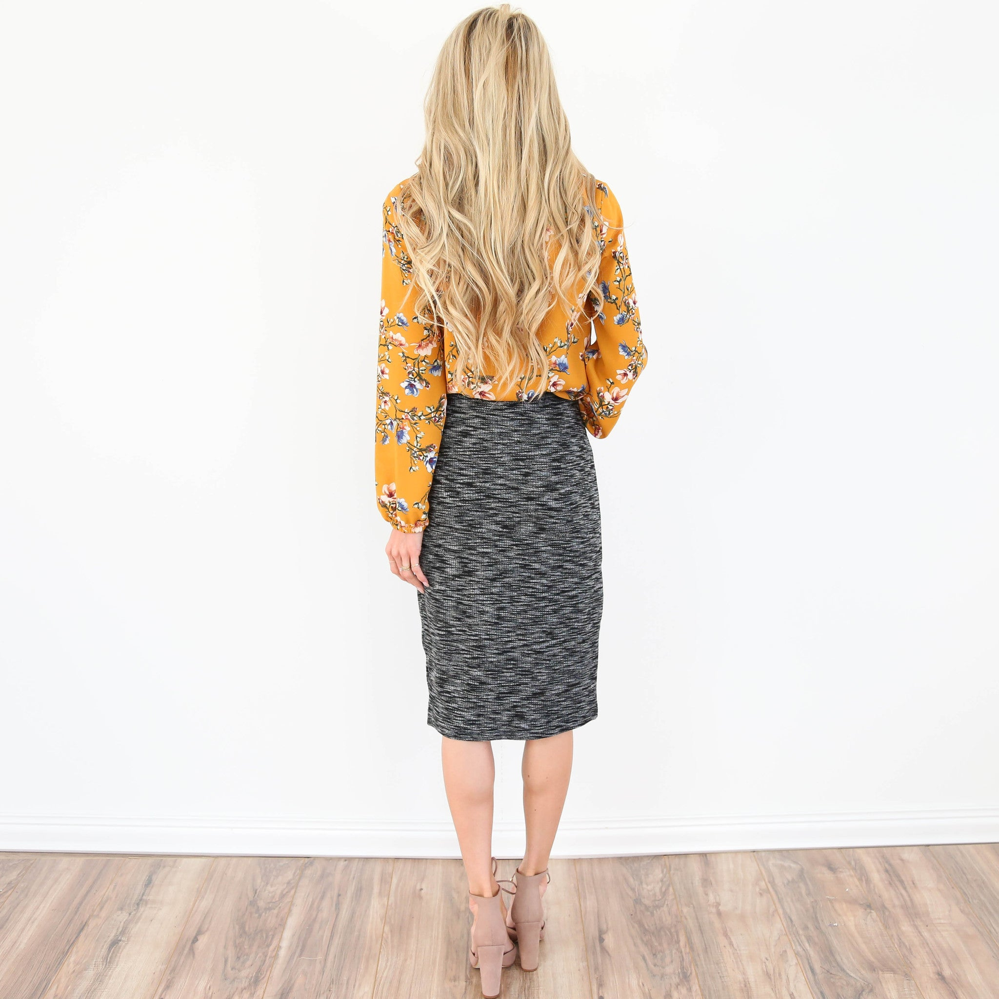 Eastberry Pencil Skirt