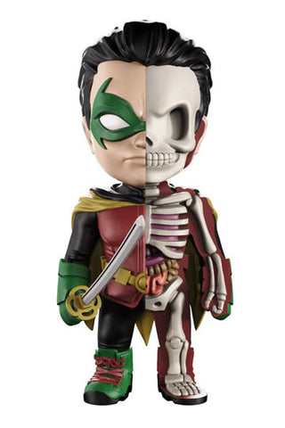 DC Comics XXRAY Figure Wave 7 Robin - Mighty Jaxx - Jason Freeny