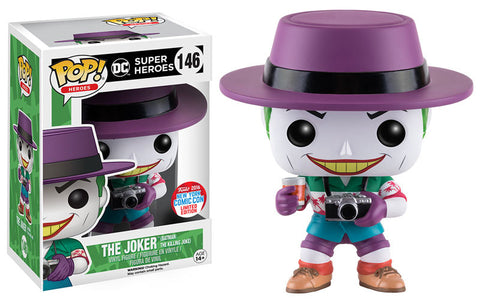 DC The Killing Joke - Joker Funko Pop! New York Comic Con 2016 Exclusive