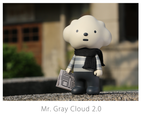 Mr Gray Cloud - Fluffy House