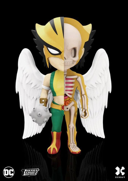 Hawkgirl -Jason Freeny x Mighty Jaxx x DC Comics - XXRAY