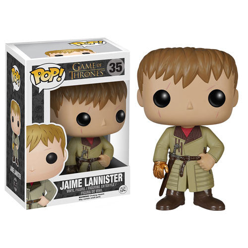 Jaime Lannister Golden Hand - Game of Thrones Funko Pop