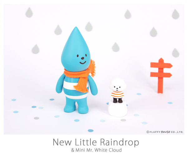 Little Raindrop - Fluffy House