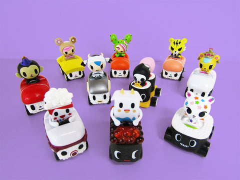 Sushi Cars Blind Box - Tokidoki