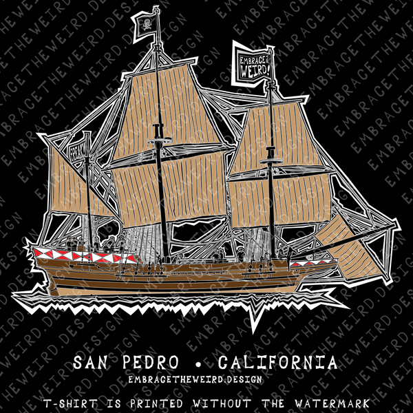 The Pedro Pirates Have Invaded the South Bay!
