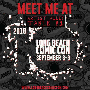 Embrace the Weird at the 2018 Long Beach Comic Con!