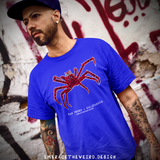 A Very Peculiar Crab (Unisex T-Shirt)