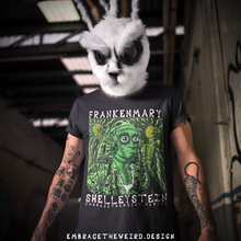 Load image into Gallery viewer, FrankenMary ShelleyStein (Unisex T-Shirt)