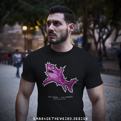 THE GREAT PINK SHARK (Unisex T-Shirt)