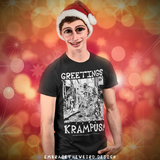 Greetings From Krampus (Unisex T-Shirt)