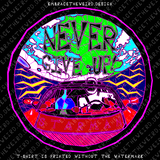 Never Give Up! (Unisex T-Shirt)