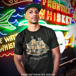 The Pedro Pirates of the South Bay (Unisex T-Shirt)