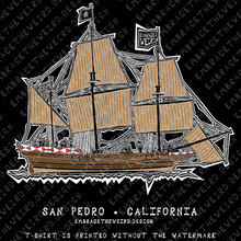 Load image into Gallery viewer, Pedro Pirates of the South Bay (Unisex T-Shirt)