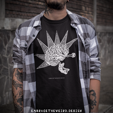 Load image into Gallery viewer, Punk Brains (Unisex T-Shirt)