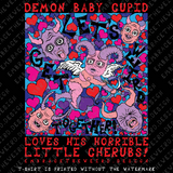 Demon Baby Cupid (Unisex T-Shirt)