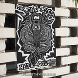 One-eyed Hexa-cow (Open Edition Poster Print)