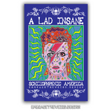 A Lad Insane (Open Edition Poster Print)