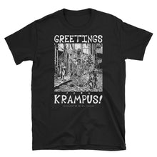 Load image into Gallery viewer, Greetings From Krampus (Unisex T-Shirt)