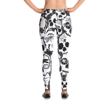 Load image into Gallery viewer, Bone Room (Leggings)