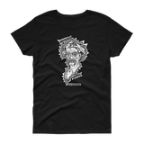 TWEAKIN' TWAIN (Ladies T-Shirt)