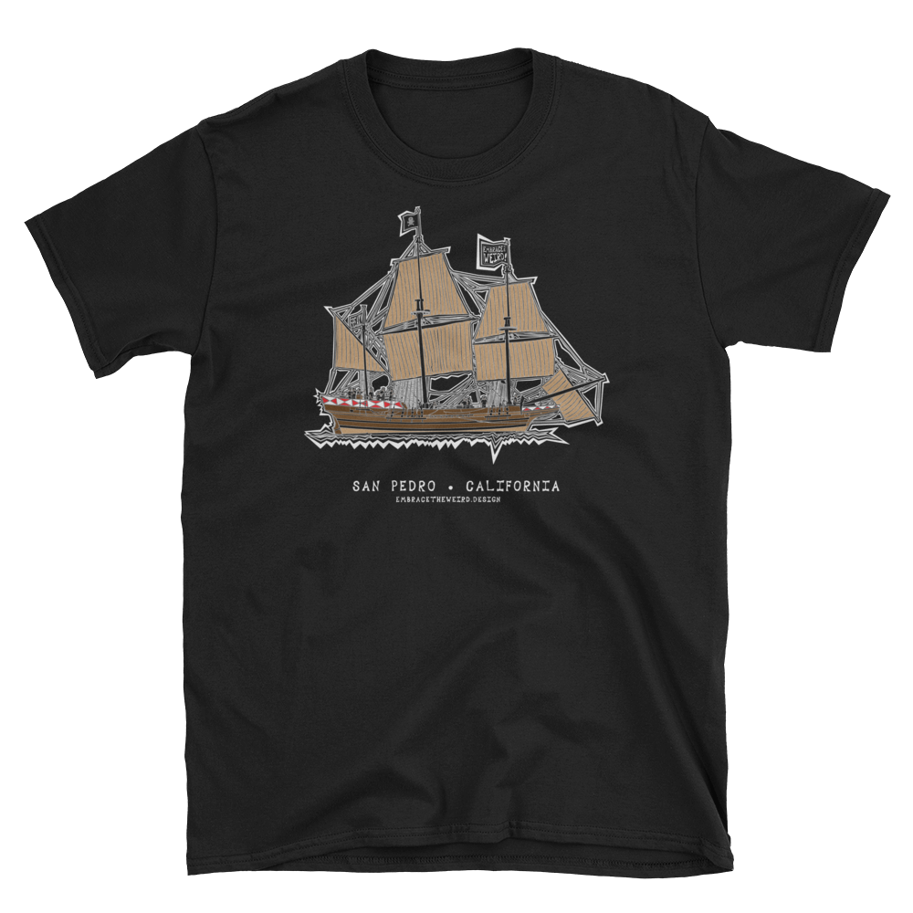 Pedro Pirates of the South Bay (Unisex T-Shirt)