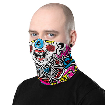 A Very Unusual Clown (Neck Gaiter)