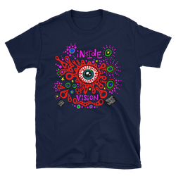 INSIDE VISION Short-Sleeve Unisex T-Shirt