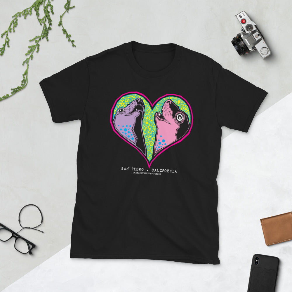 Seal Lovers (Unisex T-Shirt)