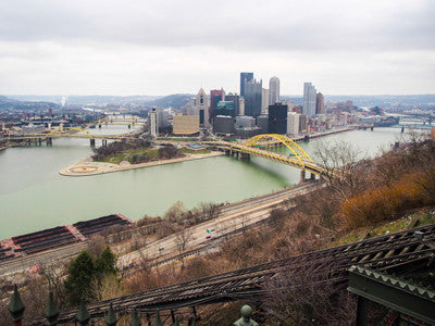 Weekend in Pittsburgh