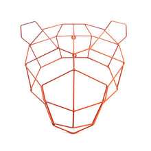 Cub Geometric Animal Head