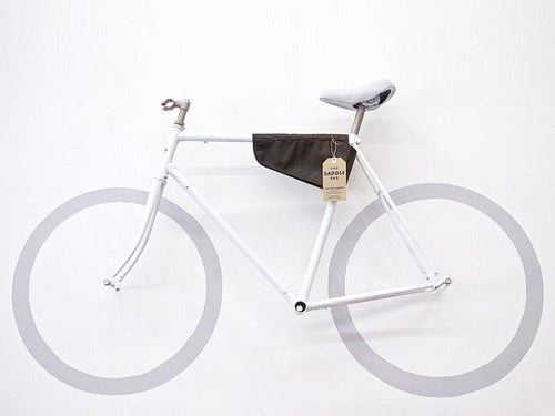 Leather Bicycle Bag
