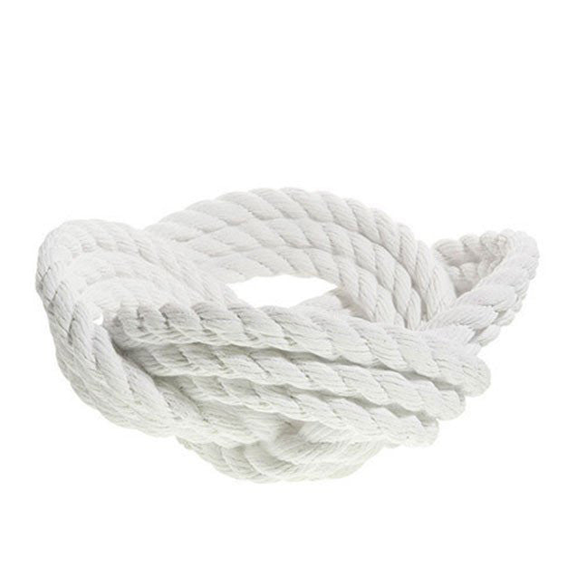 Reality Knotted Rope Bowl