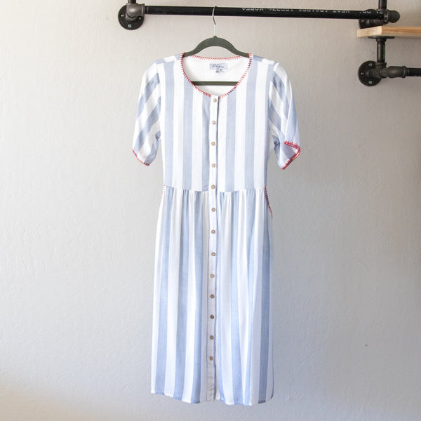 Palmer Stripe Dress