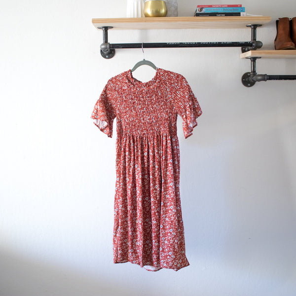 Hadley Floral Dress