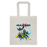 Malcolm X-Men Assemble — Tote bag