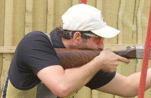 Mark Winser 3 Times Clay Shooting Classic Champion