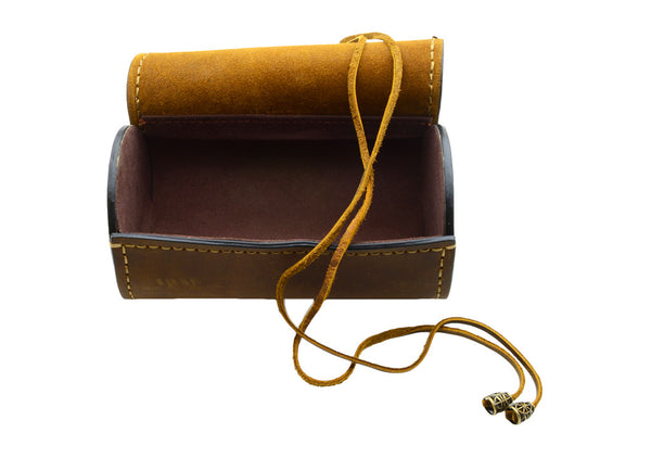 Single Leather Roll