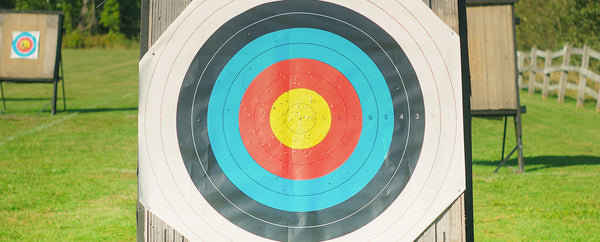 archery.environment.outdoor target.after