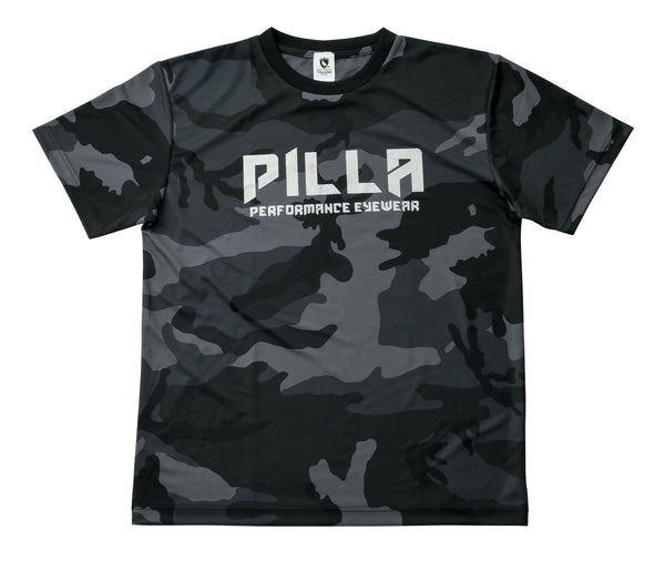 NEW PILLA CAMO T-SHIRT