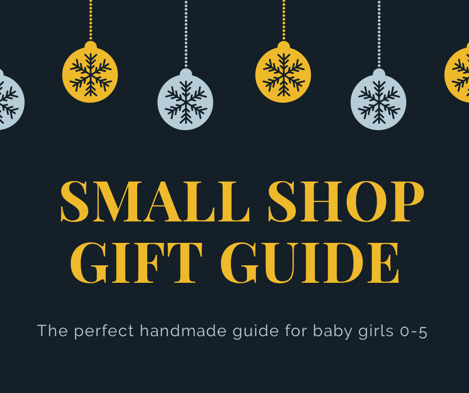 Holiday Gift Guide: 10 handmade products for your baby