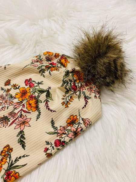 minimalist-floral-baby-girls-style-handmade-fashion-hats-for-kids